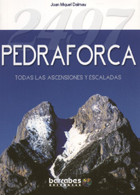 Pedraforca - ascensiones y escaladas