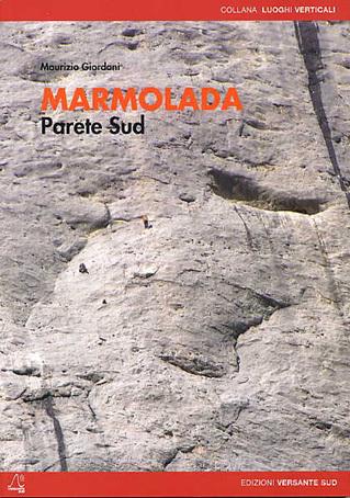 Topo Marmolada Parete Sud