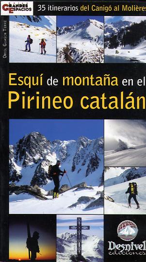 Esqu de monta a en el pirineo catal n montagne librairie - Casas rurales en el pirineo catalan ...