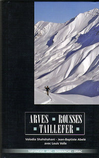 Toponeige Arves - Rousses - Taillefer