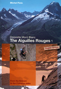 Opposite Mont Blanc – The Aiguilles Rouges 1