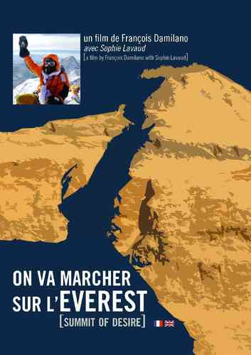 DVD On va marcher sur l'Everest